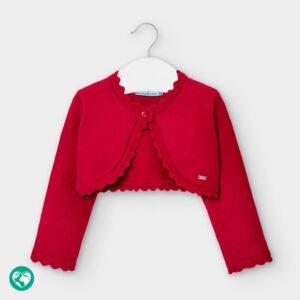 Rebeca tricot basica CARMIN – MAYORAL