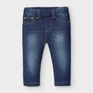Pantalon cerrado tejano basic OSCURO – MAYORAL