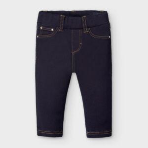 Pantalon cerrado tejano basic MUYOSCURO – MAYORAL