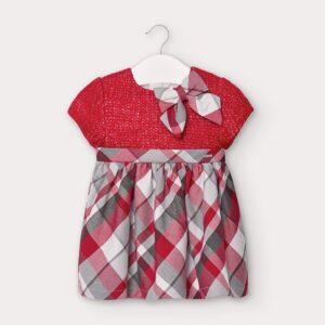 Vestido combinado tricot CARMIN – MAYORAL