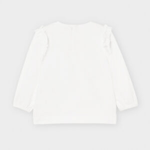 Camiseta m-l serigrafia ROSA – MAYORAL