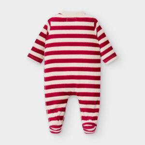Pijama rayas GRANATE – MAYORAL NB