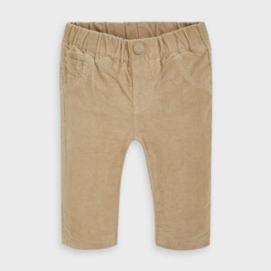 Pantalon largo pana basico AVELLANA – MAYORAL NB