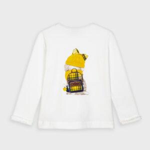 Camiseta m-l AMARILLO – MAYORAL