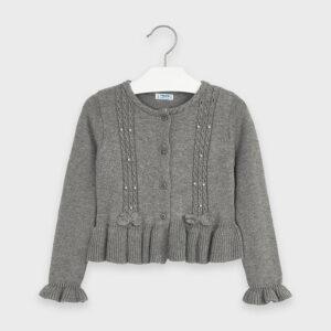 Rebeca tricot aplicaciones ACERO – MAYORAL