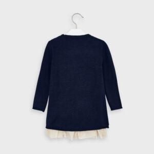 Vestido tricot combinado MARINO – MAYORAL