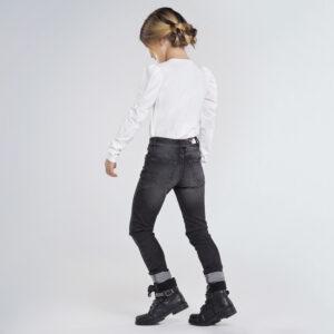 Pantalon largo tejano basico NEGRO – MAYORAL