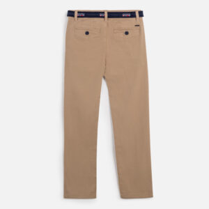 Pantalon pique cinturon