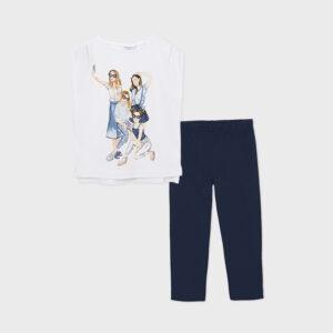 Conj. leggings niñas NOCHE – MAYORAL